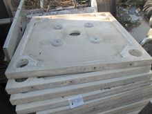 Polycarbonate plates for press