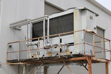 2008 Air conditioning plant Ton