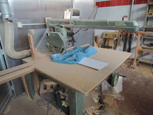 Radial arm saw Radial Steff