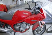 1995 Yamaha 600 Diversion