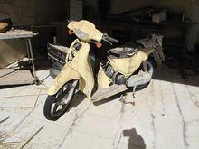Scooter Piaggio and Aprilia