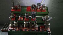 Workshop work equipment