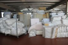 Upholstery textiles and equipme