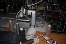 Buttonhole machine Durkopp