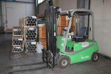Used Forklift Cesab