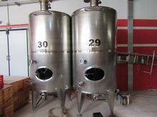 Wine production machinery and e