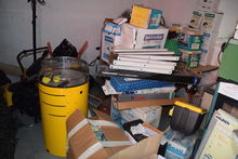Garden furniture and equipment