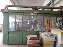 Used Spraying booth
