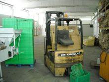 Used Caterpillar F35