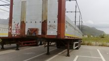 1997 Sideboarded semitrailer Ca