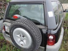 2000 Autovettura Land Rover