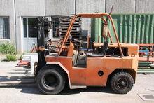 Used Forklift Boss i