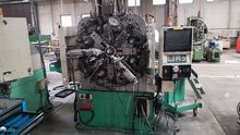 Mantek springs molding machine