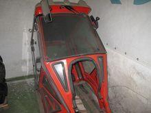 Tractor cab Torincab