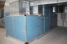 2006 Air recycling system Everc