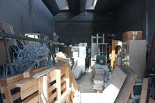 Warehouse of building equipment