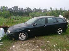 2000 Alfa Romeo 156 SW