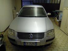 Vehicle Passat Volkswagen