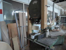 Used Band saw VEB in