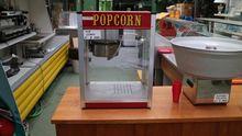 Pop corn production machine