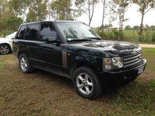 2002 Land Rover motorcar