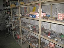Spare parts for agricultural ma