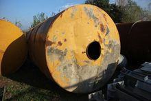 Used Tank for concre
