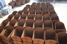 Stock of raw materials and semi
