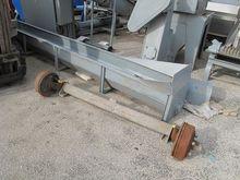 Cart axle