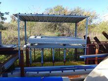 Gas deposit structure