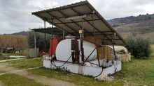 Used Diesel tank in
