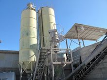 Concrete production plant