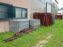Used Scaffolding in