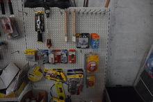 Various materials for metalware