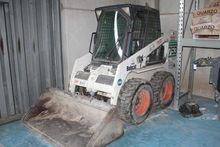 Used Bobcat 753 in F