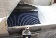 Roller conveyor belts