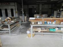 Used Work bench with