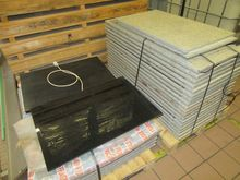 Production solar panels materia