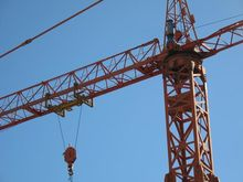 Used Tower crane in