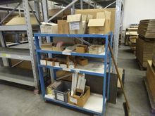 Used Metal trolley i
