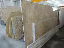 Travertine Plates and New Sands