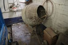 Plastering machine Imer