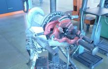 Used Ridgid 300a in