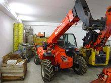 Used Manitou Mvt in