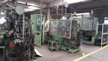 Koradi springs molding machine