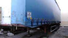 1999 Curtainsider semi-trailer