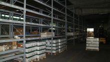 Shelving and warehouse equipmen
