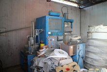 Paint waste treatment units