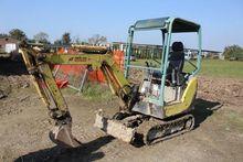 Used 2006 Mini excav
