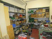 Shelving and workshop equipment